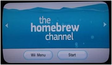 """Homebrew Channel"" listo para servirle"