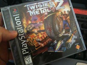 Podemos usar un juego del PlayStation 1 o PlayStation 2