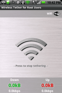 Wifi App Started