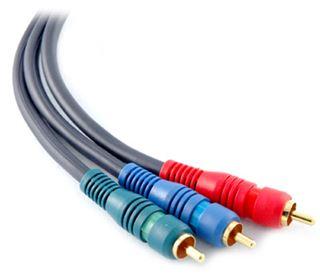 """Cable para entrada """"Component"""""""