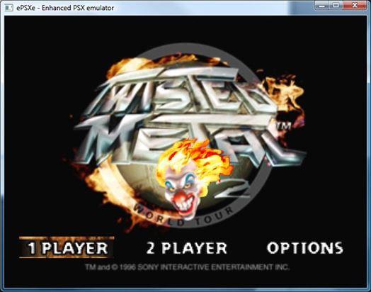ePSXe es uno de tantos emuladores para el PS1