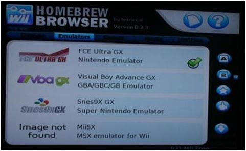 how to put homebrew apps on wii menu