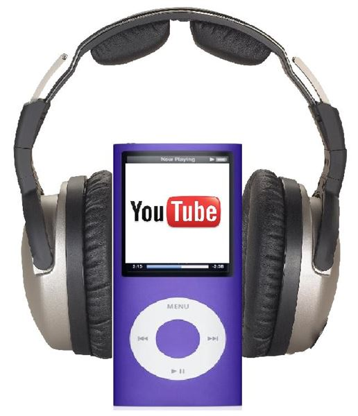 iPod Youtube