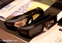 3d glasses Sony