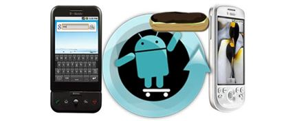 android 2.1 para G1 y Mytouch